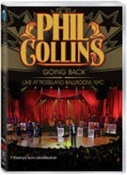 COLLINS PHIL-GOING BACK DVD VG
