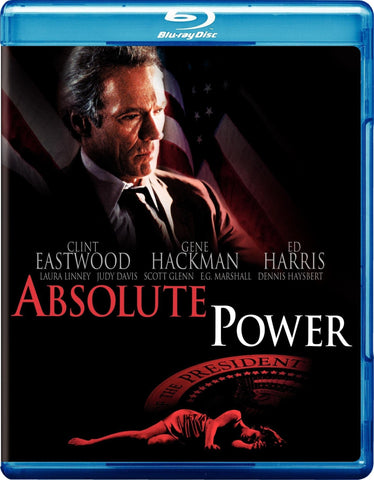 ABSOLUTE POWER BLURAY VG