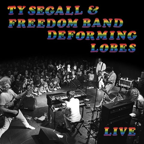 SEGALL TY & FREEDOM BAND-DEFORMING LOBES CD *NEW*
