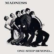 MADNESS-ONE STEP BEYOND CD VG