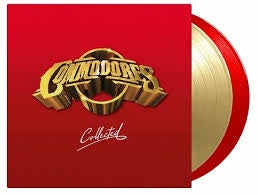 COMMODORES-COLLECTED GOLD/ RED VINYL 2LP *NEW*