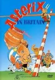 ASTERIX IN BRITAIN DVD M