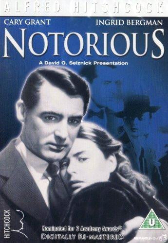 NOTORIOUS-ALFRED HITCHCOCK DVD G