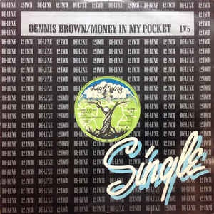 "BROWN DENNIS-MONEY IN MY POCKET 12"" VG COVER VG+"
