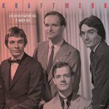 KRAFTWERK-LIVE IN KOELN SARTORY SAAL 22 MARCH 1975 LP *NEW*