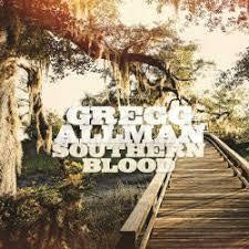 ALLMAN GREGG-SOUTHERN BLOOD CD+DVD *NEW*