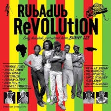 LEE BUNNY-RUBADUB REVOLUTION 2LP *NEW*