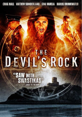 DEVIL'S ROCK DVD VG
