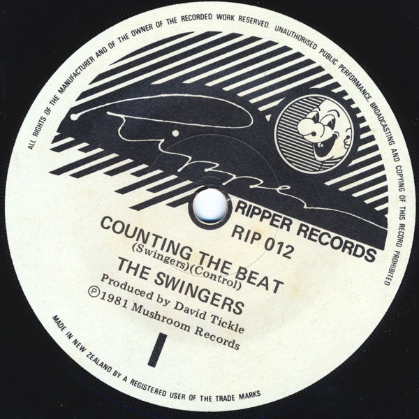 SWINGERS THE-COUNTING THE BEAT 7'' VG+