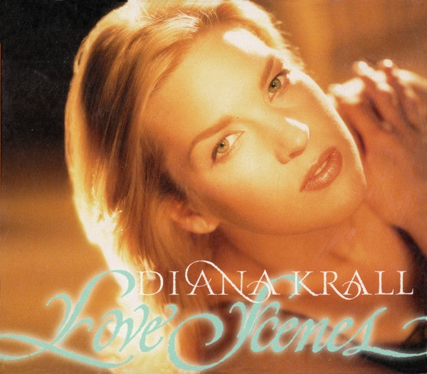 KRALL DIANA-LOVE SCENES CD VG