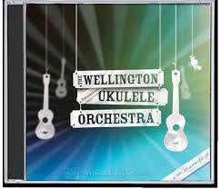 WELLINGTON UKULELE ORCHESTRA-A LITTLE BIT WONDERFUL EP CD VG