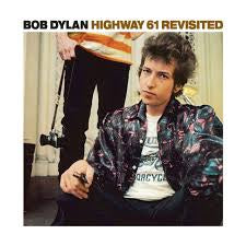 DYLAN BOB-HIGHWAY 61 REVISITED CLEAR VINYL LP *NEW*