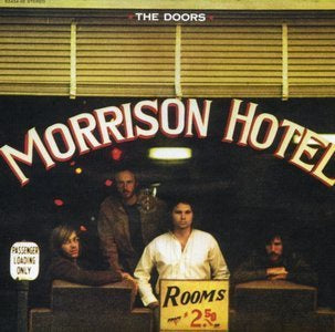 DOORS THE-MORRISON HOTEL CD VG