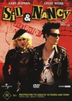 SID & NANCY DVD VG+