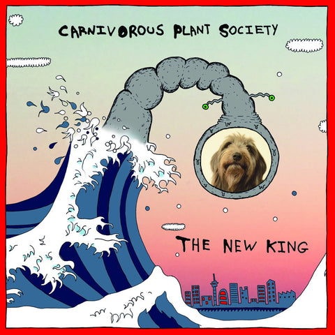 CARNIVOROUS PLANT SOCIETY-THE NEW KING CD *NEW*