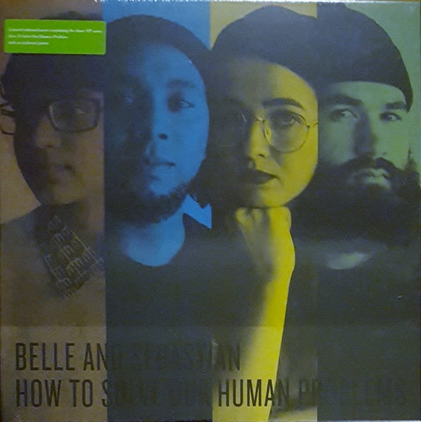 BELLE & SEBASTIAN-HOW TO SOLVE OUR HUMAN PROBLEMS BOXSET 3LP *NEW*