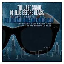 ORIGINAL BLUES BROTHERS BAND-LAST SHADE OF BLUE BEFORE BLACK CD *NEW*