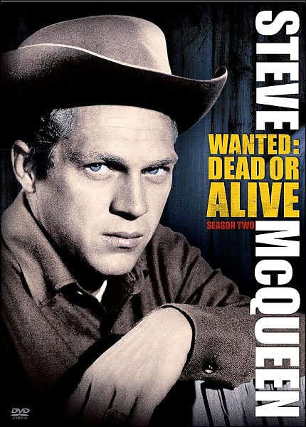 WANTED DEAD OR ALIVE SEASON TWO REGION 1 4DVD VG