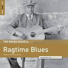 ROUGH GUIDE TO RAGTIME BLUES-VARIOUS ARTISTS LP *NEW*