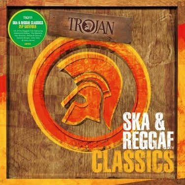 SKA & REGGAE CLASSICS-VARIOUS ARTISTS 2LP *NEW*