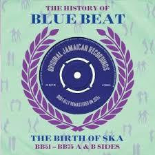 HISTORY OF BLUE BEAT-BB51-BB75 A & B SIDES 3CD *NEW*