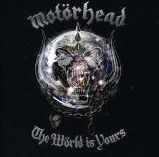 MOTORHEAD-THE WORLD IS YOURS LP *NEW*