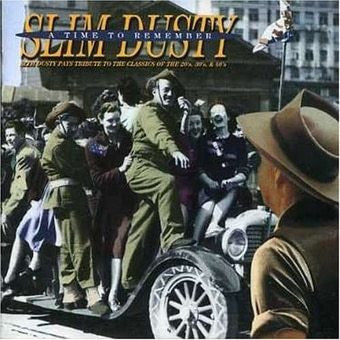 DUSTY SLIM-A TIME TO REMEMBER CD G