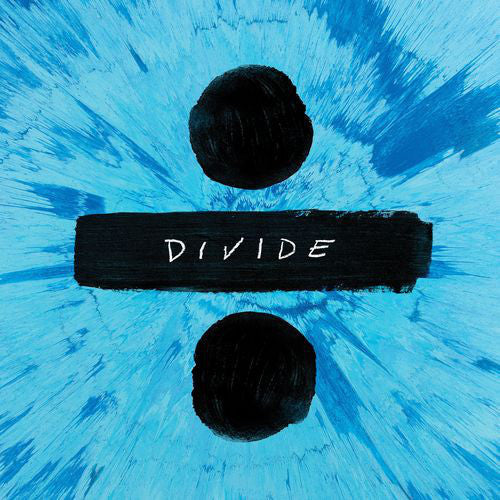 SHEERAN ED-DIVIDE CD *NEW*