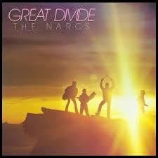 NARCS THE-GREAT DIVIDE LP VG COVER VG