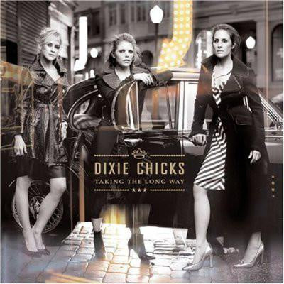 DIXIE CHICKS-TAKING THE LONG WAY CD VG