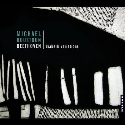 HOUSTOUN MICHAEL-BEETHOVEN DIABELLI VARIATIONS CD *NEW*