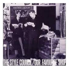 STYLE COUNCIL THE-OUR FAVOURITE SHOP LP VG+ COVER VG+