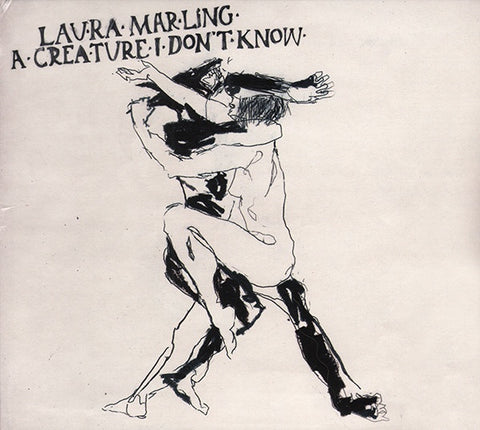 MARLING LAURA-A CREATURE I DON'T KNOW CD VG