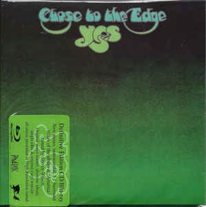YES-CLOSE TO THE EDGE DEFINITIVE EDITION CD + BLURAY *NEW*