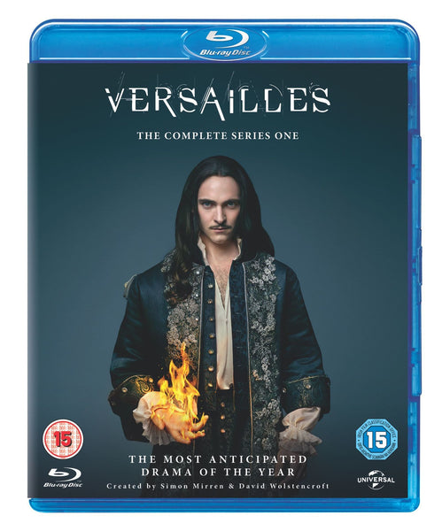 VERSAILLES-THE COMPLETE SERIES ONE 2BLURAY VG+