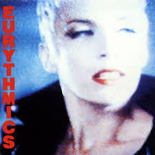 EURYTHMICS-BE YOURSELF TONIGHT LP VG COVER VG
