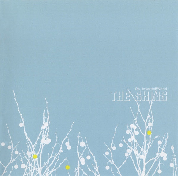 SHINS THE-OH, INVERTED WORLD CD VG