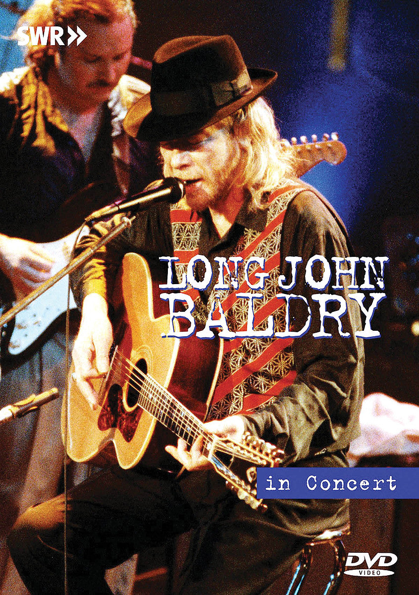 BALDRY LONG JOHN-IN CONCERT DVD *NEW*