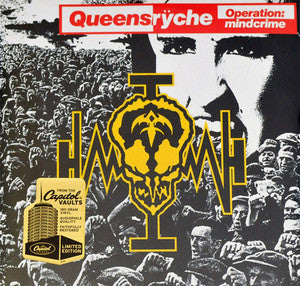 QUEENSRYCHE-OERATION MINDCRIME LP *NEW*