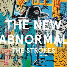 STROKES THE-THE NEW ABNORMAL CD *NEW*