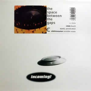 "SPACE BETWEEN THE GAPS PART C-VARIOUS ARTISTS 12"" EP NM COVER EX"