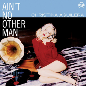 AGUILERA CHRISTINA-AINT NO OTHER MAN CD SINGLE VG