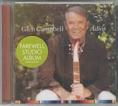CAMPBELL GLEN-ADIOS CD *NEW*