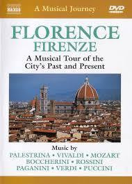 MUSICAL JOURNEY-FLORENCE DVD *NEW*