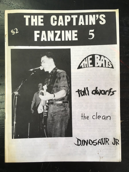 THE CAPTAIN'S FANZINE #5