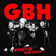 CHARGED GBH-PERFUME AND PISS CD G
