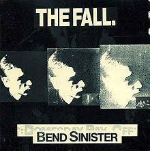FALL THE-BEND SINISTER LP VG+ COVER VG+