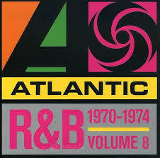 ATLANTIC R&B 1947 1974 VOL 8 1970-1974-VARIOUS ARTISTS CD *NEW*