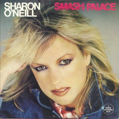 "ONEILL SHARON-SMASH PALACE OST 12"" EP NM COVER VG+"