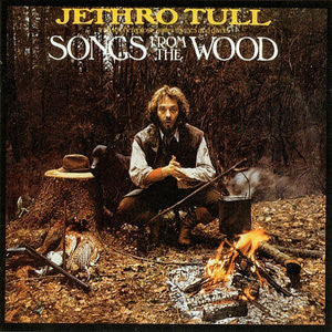 JETHRO TULL-SONGS FROM THE WOOD CD VG+
